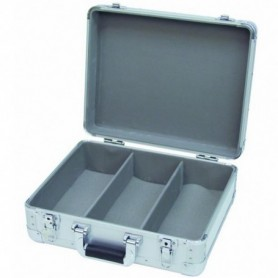 Onmitronic Cd Case Digital Booking Silver