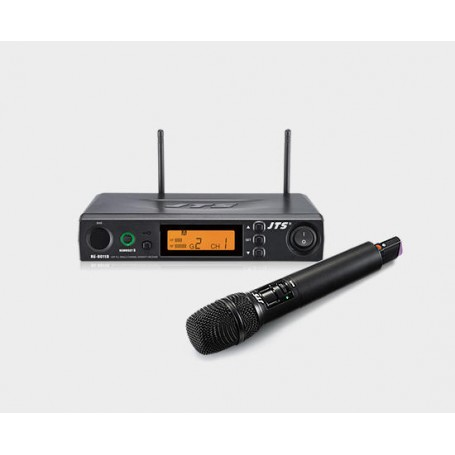 Sistema Wireless JTS RU8011 con Radiomicrofono RU850TH
