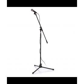 JTS MSP-TM969 Stand Pack Microfono Dinamico con Asta A Giraffa e Borsa Omaggio