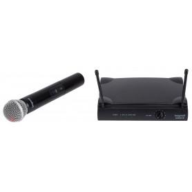 Radiomicrofono VHF Bespeco GM805R con Microfono a Gelato