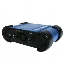 Oqan QDI-300 Mono DI Box Passivo