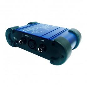Oqan QDI-400 Stereo DI Box Passivo a Due Canali