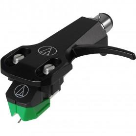 Kit Testina Audio Technica AT-VM95E Montata su Headshell AT-HS6BK