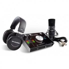 M-AudioM-TRACK 2X2 VOCAL STUDIO PRO
