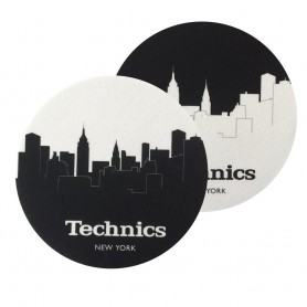 Slipmats Technics Skyline New York (Twin-Set)