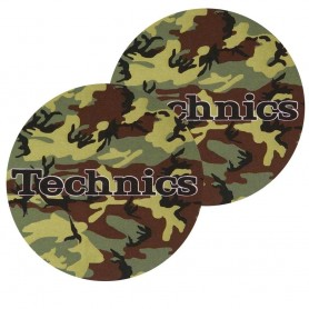2x Slipmats - Technics Army