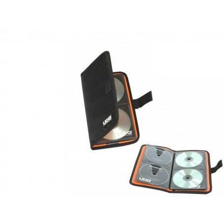 Udg CD Wallet 24 Black - Orange