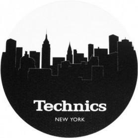 2x Slipmats - Technics Skyline N.Y.