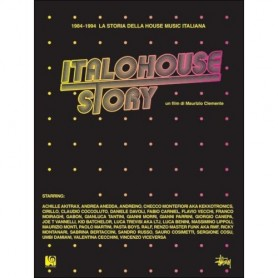 Italo House Story 1984-1994 - DVD