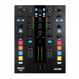 Mixars Duo Mk2 Mixer DJ a Due Canali